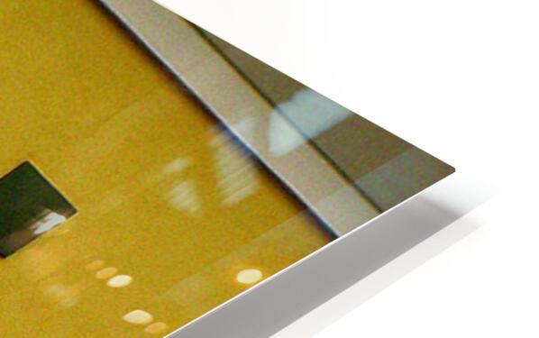 Minus Hopper HD Sublimation Metal print