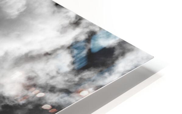 SMOKESTACK NUMBER TEN HD Sublimation Metal print