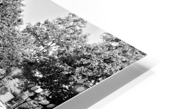 Canal Saint Martin reflection Impression de sublimation métal HD