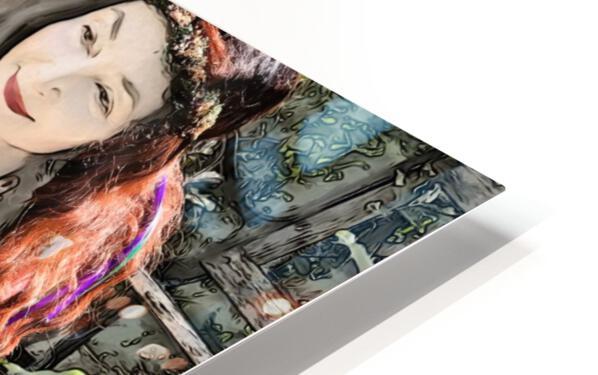 A FAIRY TALE STORY -Art- Photo  1-4  HD Sublimation Metal print