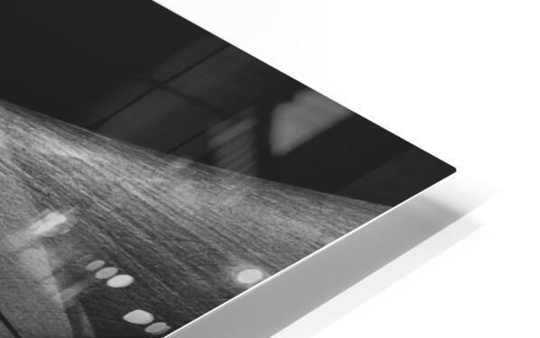 Abstract Sailcloth 15 HD Sublimation Metal print