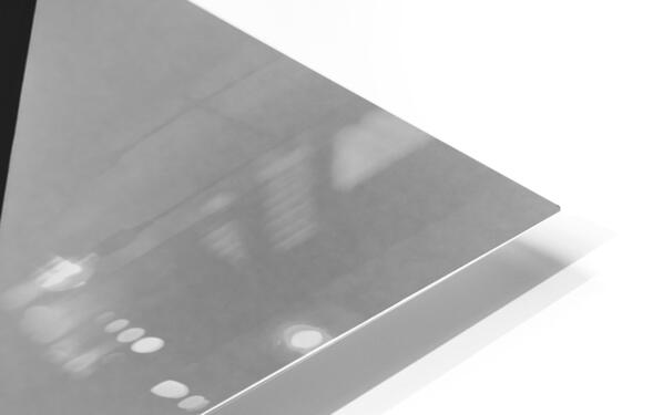 Abstract Sailcloth 13 HD Sublimation Metal print