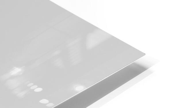 Abstract Sailcloth 18 HD Sublimation Metal print