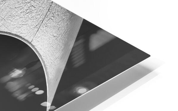 Abstract Sailcloth 12 HD Sublimation Metal print