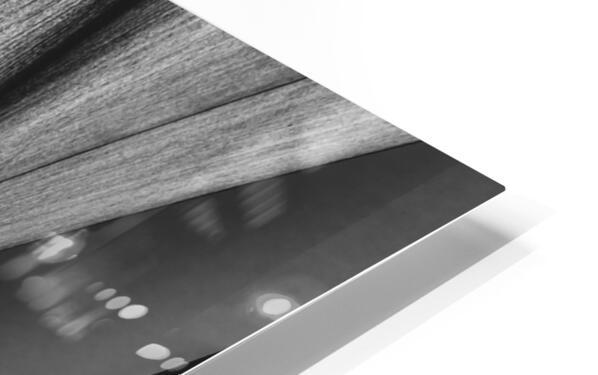 Abstract Sailcloth 17 HD Sublimation Metal print