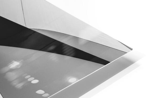 Abstract Sailcloth 4 HD Sublimation Metal print