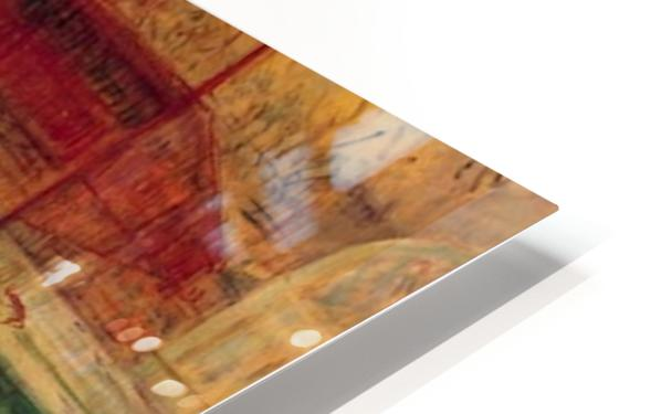 Tristan Bernard by Toulouse-Lautrec HD Sublimation Metal print