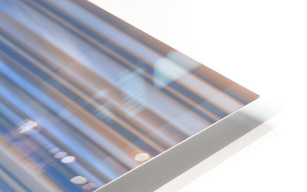 Sapiens HD Sublimation Metal print