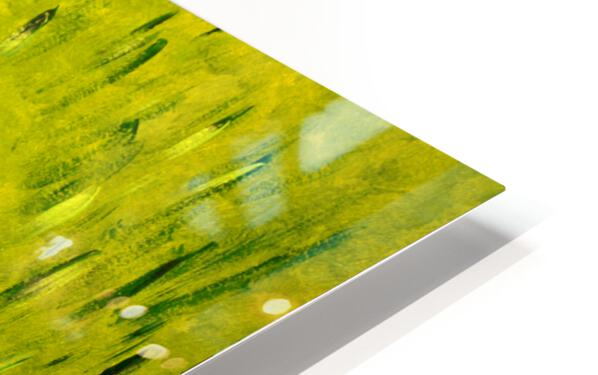 la derniere fleur HD Sublimation Metal print