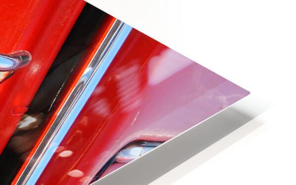 retro dedeuch HD Sublimation Metal print