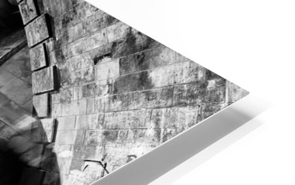 Under the bridge Impression de sublimation métal HD