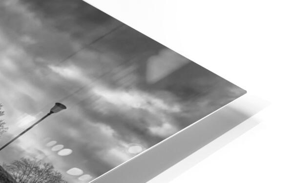 The bright future Impression de sublimation métal HD