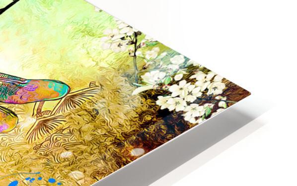 EMBRACE YOUR FAIRY MUSE -ART-For Painter Artist HD Sublimation Metal print