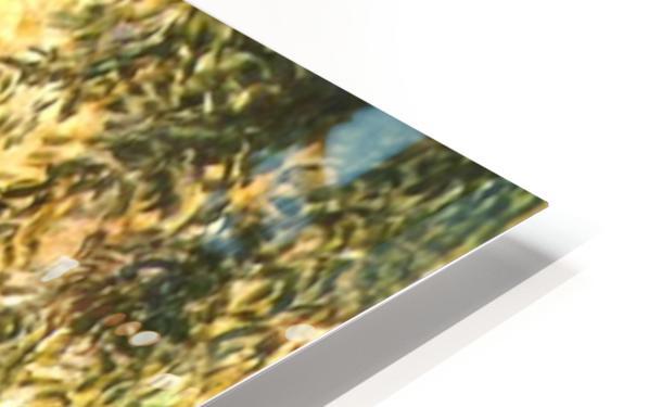 Twosome HD Sublimation Metal print