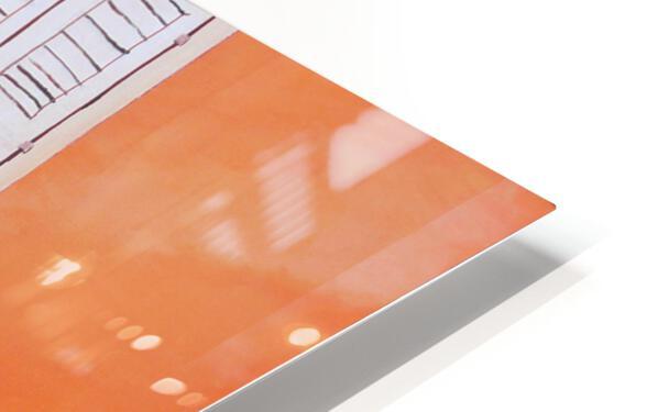 Baldacci Bakery HD Sublimation Metal print