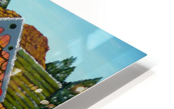 Buying The Tree HD Sublimation Metal print