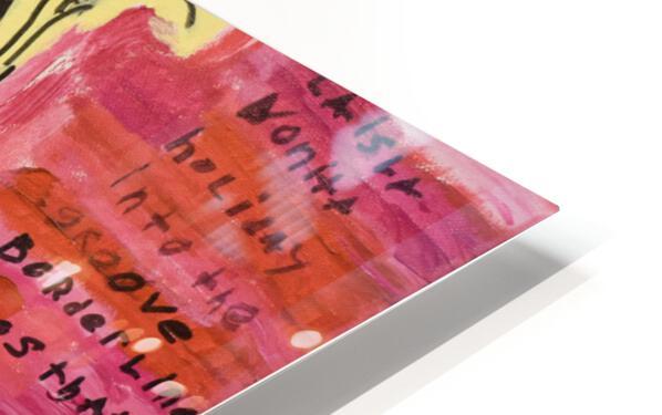 Madonna. Rick F HD Sublimation Metal print