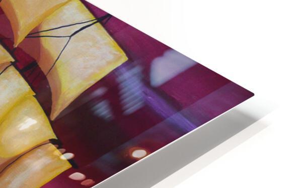 Calypso HD Sublimation Metal print