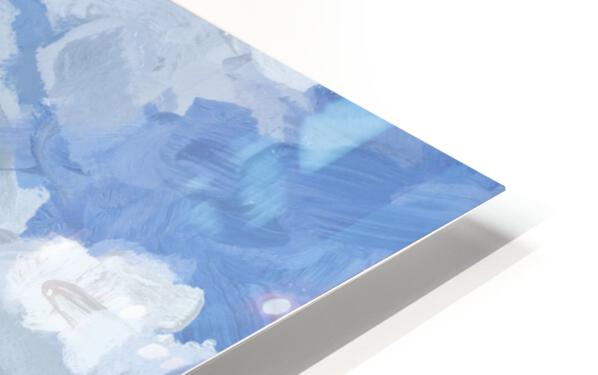 Clouds Over Parkton HD Sublimation Metal print