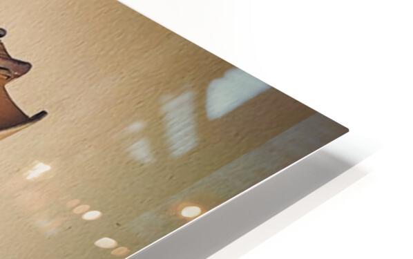 Studious HD Sublimation Metal print