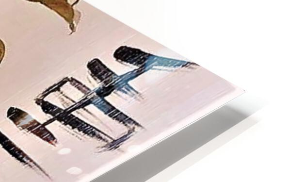 11.TREASURE  2  HD Sublimation Metal print