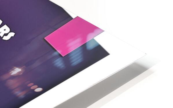 8.NO MORE TEARS  2  HD Sublimation Metal print