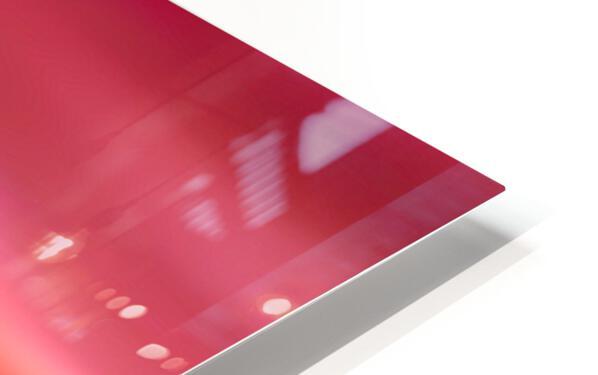 Flamingo  HD Sublimation Metal print