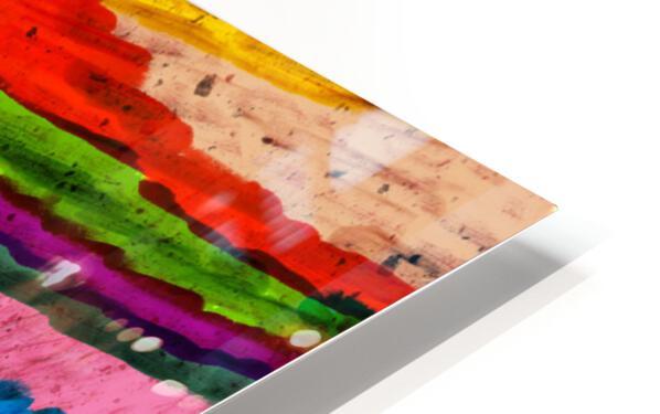 Abstract Art HD Sublimation Metal print