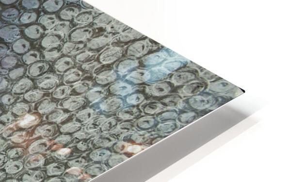 Pebbles HD Sublimation Metal print