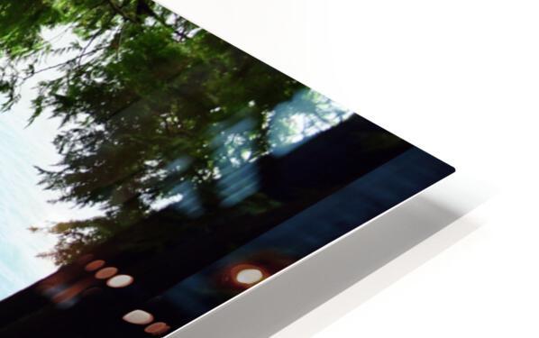 Enchanted Embankment HD Sublimation Metal print