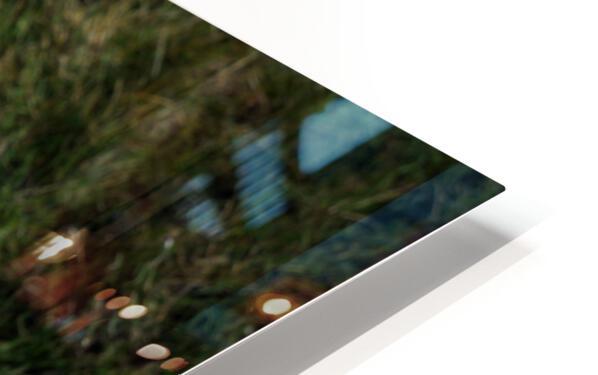 I Love You HD Sublimation Metal print
