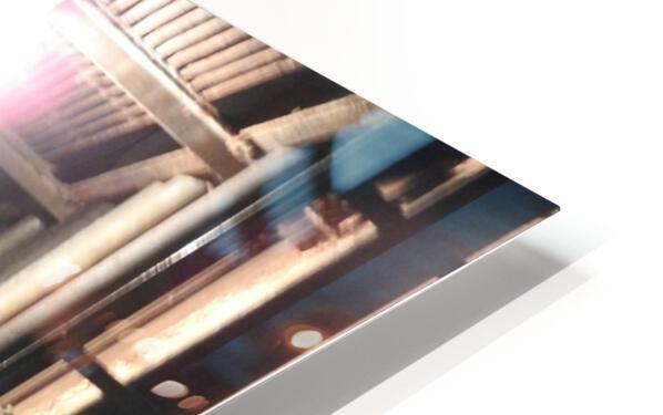 Plumbers Nightmare HD Sublimation Metal print