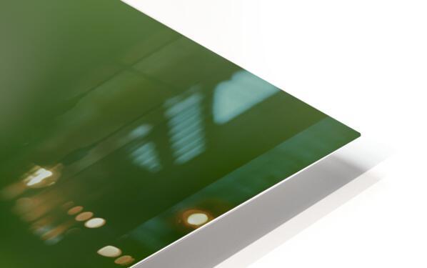 Hummingbird HD Sublimation Metal print