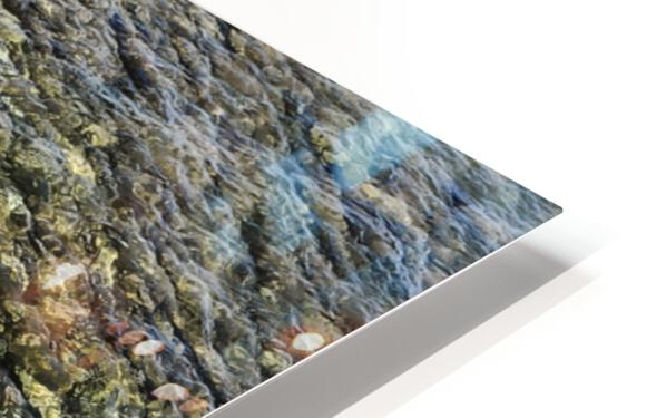 Rocky Reflection HD Sublimation Metal print