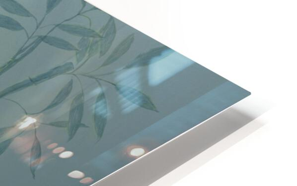 High Perspective Growth HD Sublimation Metal print