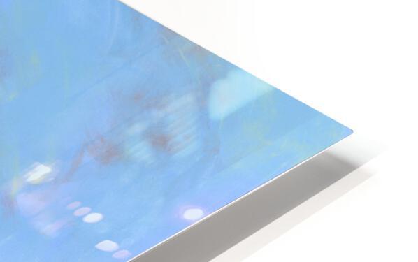 Patient Expansion HD Sublimation Metal print