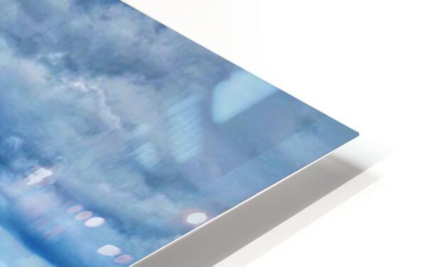Carte postale HD Sublimation Metal print