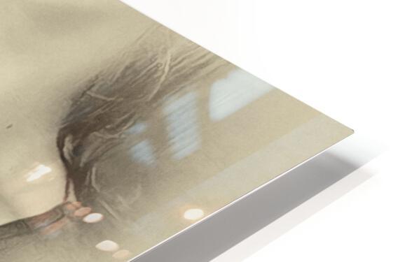 italia 1 HD Sublimation Metal print