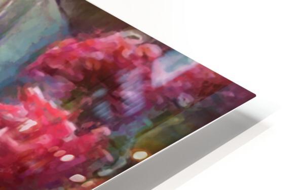 Flowers of Wonderland HD Sublimation Metal print
