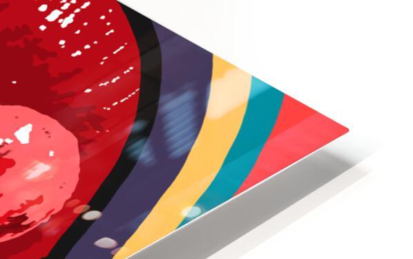 Lip Service HD Sublimation Metal print