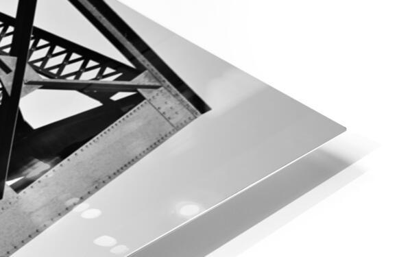 The Trestle HD Sublimation Metal print
