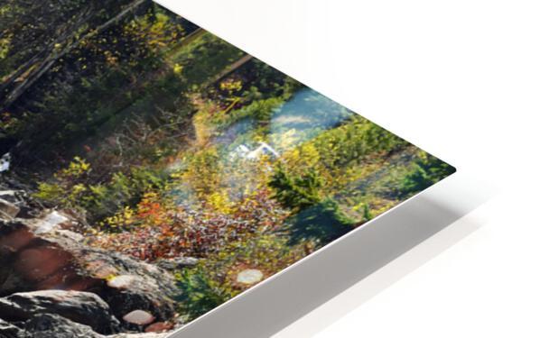 Babbling Brook HD Sublimation Metal print