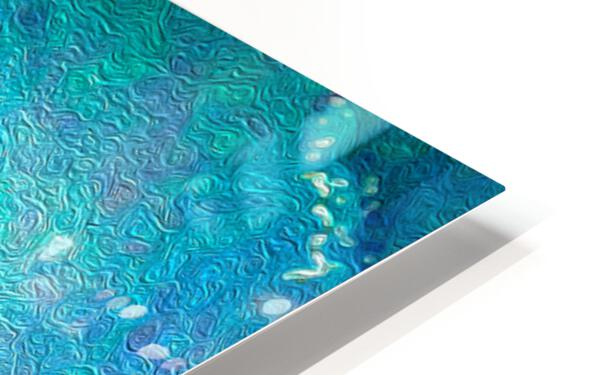 TheDeep HD Sublimation Metal print