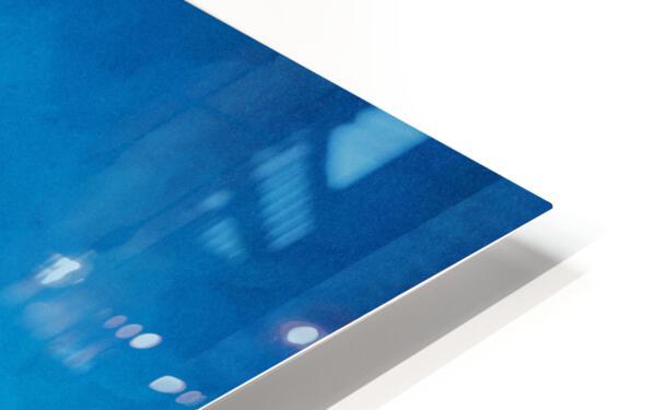 Coucher De Soleil Nord HD Sublimation Metal print