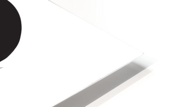 Believe HD Sublimation Metal print