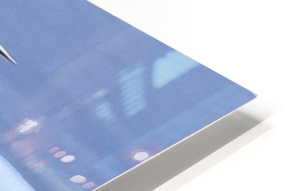 Snowbirds Between Shows HD Sublimation Metal print