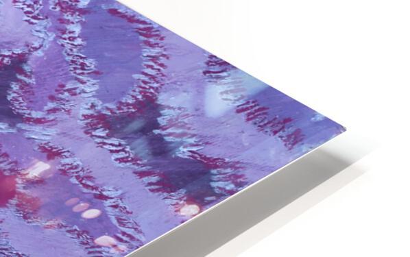shades of purple HD Sublimation Metal print