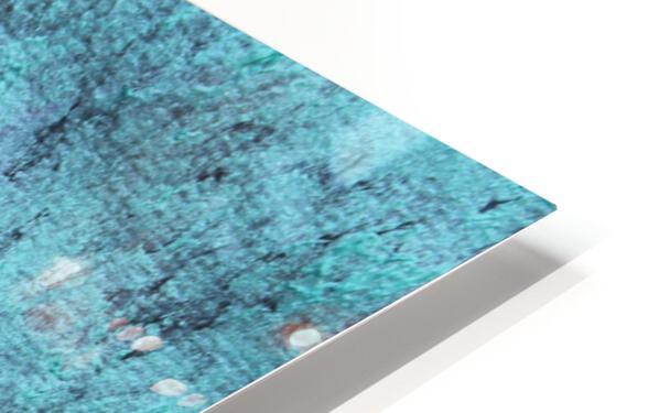 Ocean HD Sublimation Metal print