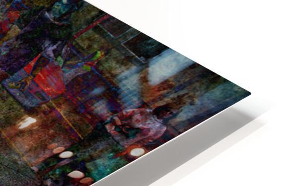 El Torro HD Sublimation Metal print