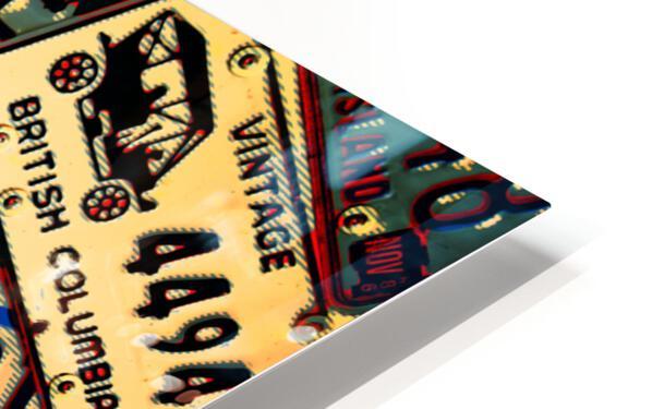 Plates Galore HD Sublimation Metal print